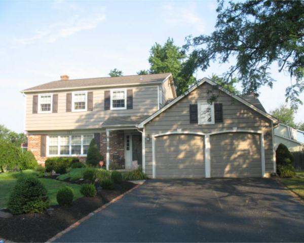 747 Bentley Lane, Gloucester Twp, NJ 08083 (MLS #7055473) :: The Dekanski Home Selling Team