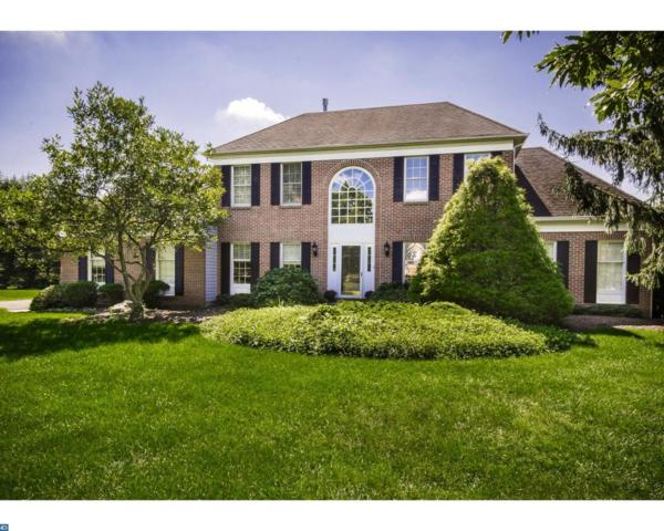 6 Oakwood Way, West Windsor, NJ 08550 (MLS #7055571) :: The Dekanski Home Selling Team