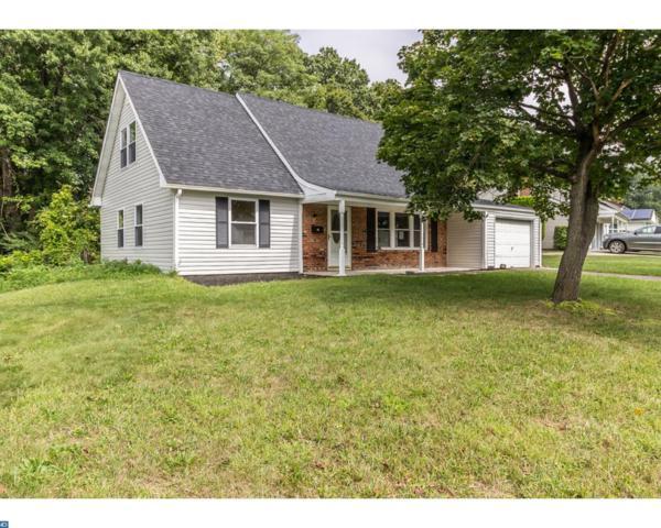 28 Ember Lane, Willingboro, NJ 08046 (MLS #7055827) :: The Dekanski Home Selling Team