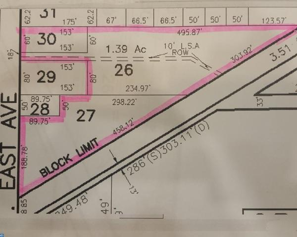 543 N East Avenue, Vineland City, NJ 08360 (MLS #7055879) :: The Dekanski Home Selling Team