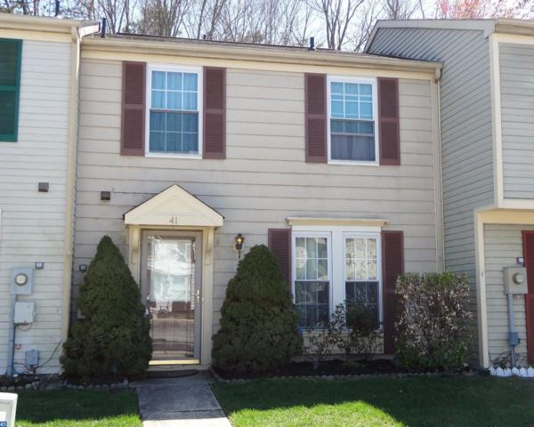 41 Waterview Court, Evesham Twp, NJ 08053 (MLS #7056171) :: The Dekanski Home Selling Team