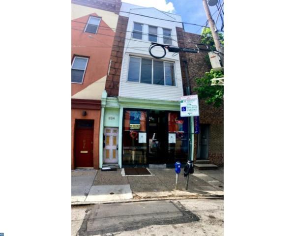 624 S 3RD Street, Philadelphia, PA 19147 (#7056290) :: City Block Team