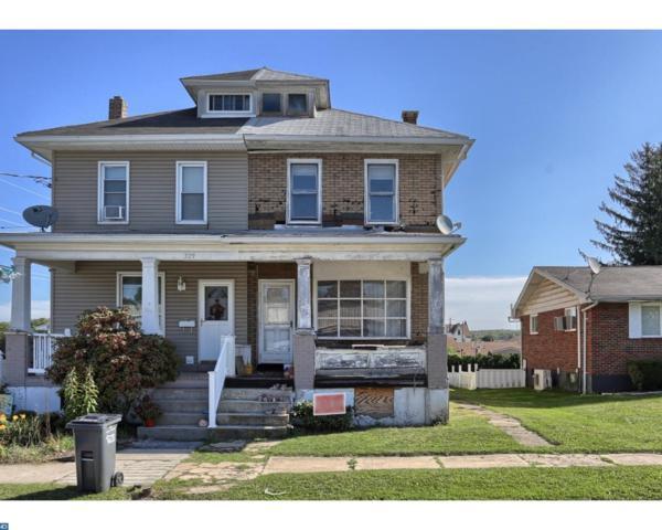 327 N 2ND Street, Frackville, PA 17931 (#7056894) :: Ramus Realty Group