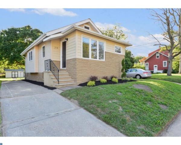 214 Hampshire Avenue, Audubon, NJ 08106 (MLS #7057242) :: The Dekanski Home Selling Team