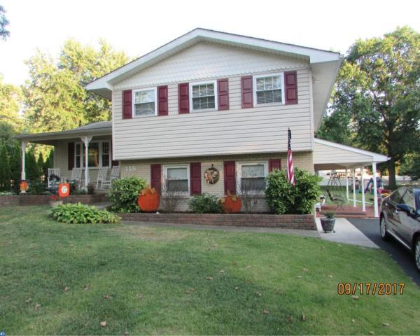 116 Wedgewood Drive, CINNAMINSON TWP, NJ 08077 (MLS #7057554) :: The Dekanski Home Selling Team