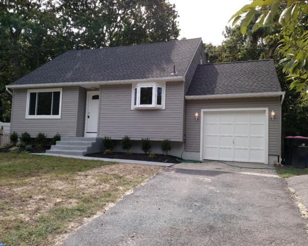 105 Saint Moritz Drive, Sicklerville, NJ 08081 (MLS #7057679) :: The Dekanski Home Selling Team