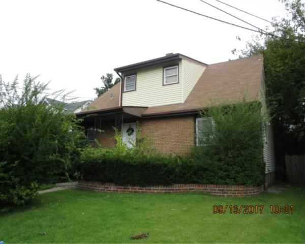 3917 Burwood Avenue, Pennsauken, NJ 08110 (MLS #7058131) :: The Dekanski Home Selling Team
