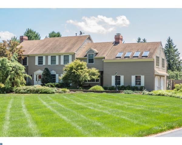 14 Meadow Lane, Pennington, NJ 08534 (MLS #7059124) :: The Dekanski Home Selling Team