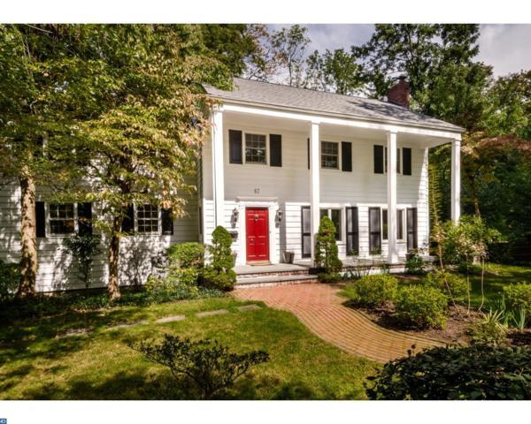 87 Lafayette Road, Princeton, NJ 08540 (MLS #7059340) :: The Dekanski Home Selling Team