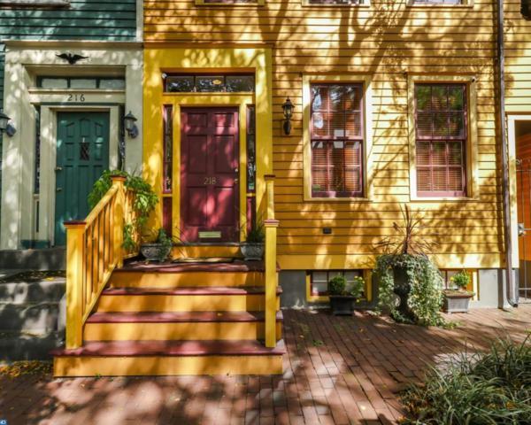 218 Mercer Street, Trenton, NJ 08611 (MLS #7059379) :: The Dekanski Home Selling Team