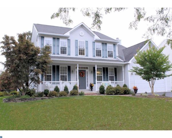 20 Pemberton Lane, East Windsor, NJ 08520 (MLS #7059737) :: The Dekanski Home Selling Team