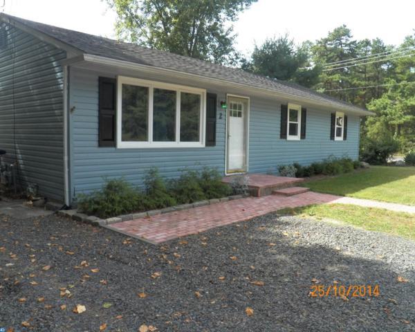 2 Chippewa Trail, Browns Mills, NJ 08015 (MLS #7059738) :: The Dekanski Home Selling Team