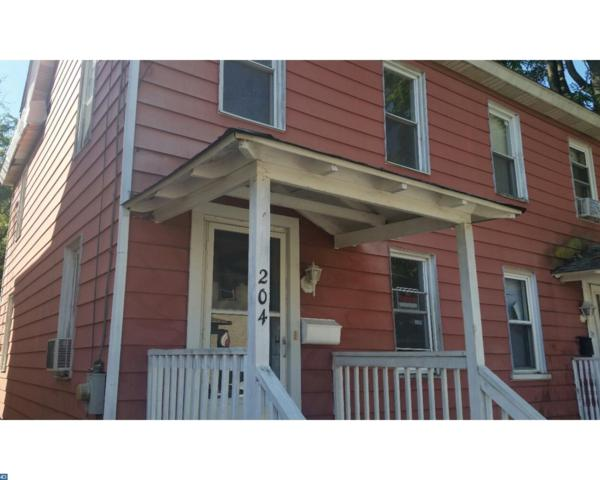 204 W Buck Street, Paulsboro, NJ 08066 (MLS #7060058) :: The Dekanski Home Selling Team