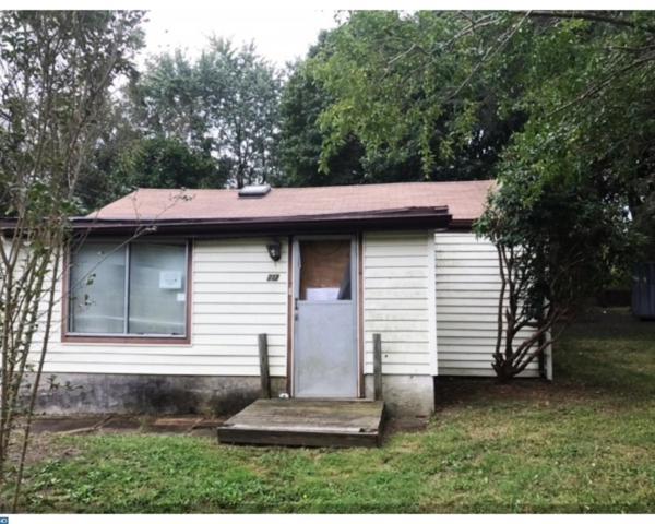 712 Stewart Avenue, Bridgeton, NJ 08302 (MLS #7060688) :: The Dekanski Home Selling Team