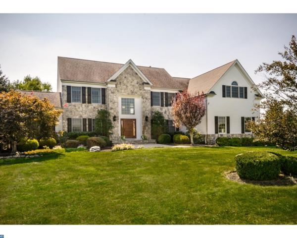 3 Hunters Ridge Drive, Pennington, NJ 08534 (MLS #7060851) :: The Dekanski Home Selling Team