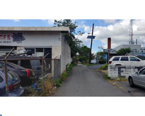 847 Calhoun Street, Trenton City, NJ 08618 (MLS #7061795) :: The Dekanski Home Selling Team
