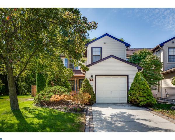 34 E Oleander Drive, Mount Laurel, NJ 08054 (MLS #7062204) :: The Dekanski Home Selling Team