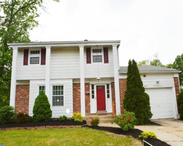 2111 Chestnut Hill Drive, Cinnaminson, NJ 08077 (MLS #7062292) :: The Dekanski Home Selling Team