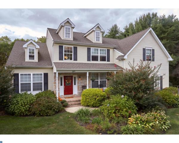 284 Sykesville Road, Chesterfield, NJ 08515 (#7062644) :: The Katie Horch Real Estate Group