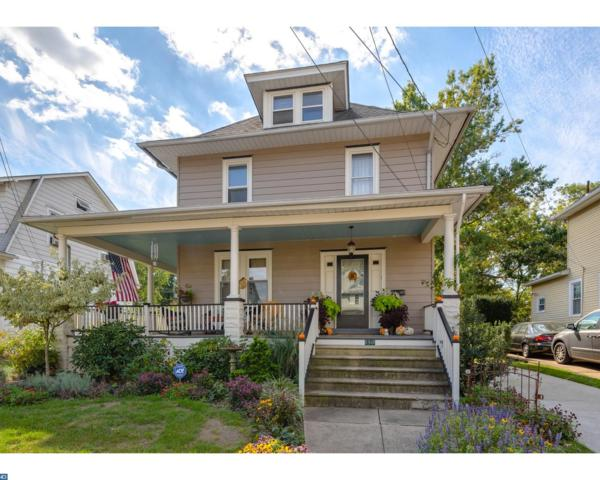 130 Virginia Avenue, Haddon Township, NJ 08108 (#7063206) :: The Katie Horch Real Estate Group
