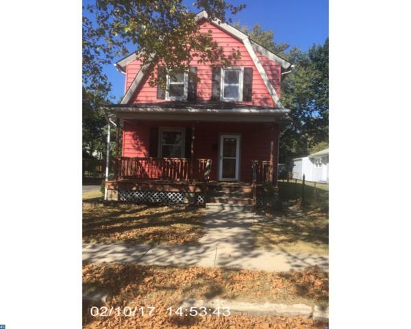 505 5TH Street, Paulsboro, NJ 08066 (MLS #7063294) :: The Dekanski Home Selling Team