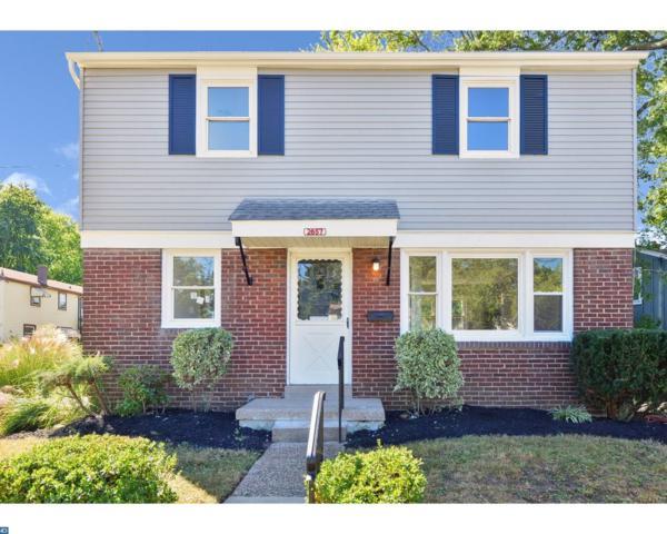2657 Wolf Avenue, Pennsauken, NJ 08109 (MLS #7063465) :: The Dekanski Home Selling Team