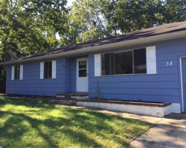 38 Jackson Avenue, Pemberton, NJ 08015 (MLS #7063521) :: The Dekanski Home Selling Team