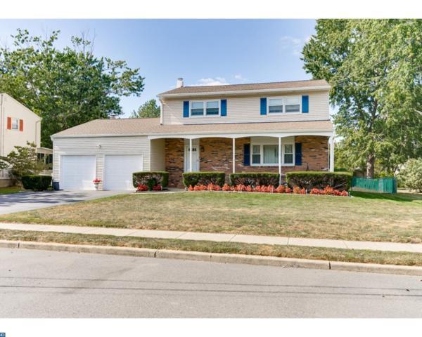 8 Oaken Lane, Hamilton, NJ 08619 (MLS #7063543) :: The Dekanski Home Selling Team