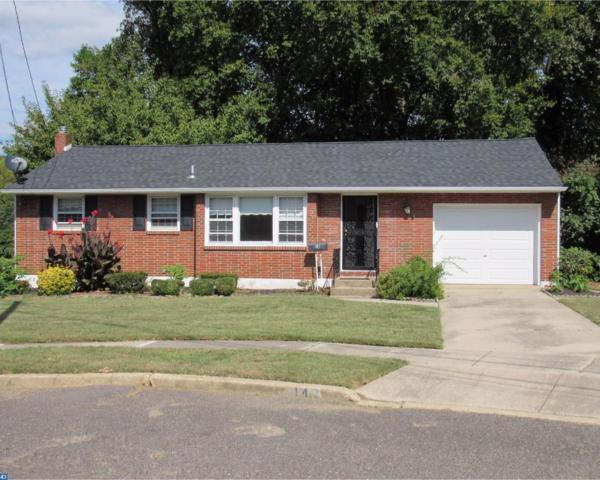 14 Collett Court, Bellmawr, NJ 08031 (MLS #7064007) :: The Dekanski Home Selling Team