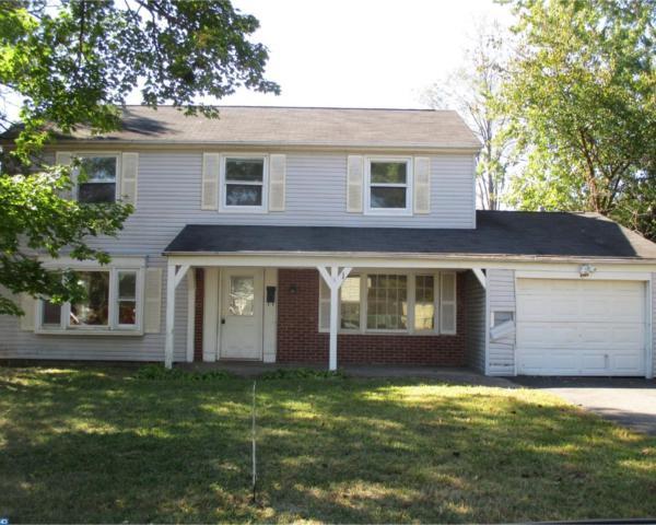 1 Bradford Lane, Willingboro, NJ 08046 (MLS #7064026) :: The Dekanski Home Selling Team