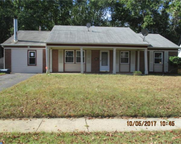 31 Edge Lane, Willingboro, NJ 08046 (MLS #7064316) :: The Dekanski Home Selling Team