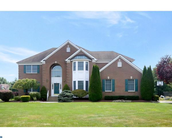 5 Marian Drive, West Windsor, NJ 08550 (MLS #7064826) :: The Dekanski Home Selling Team