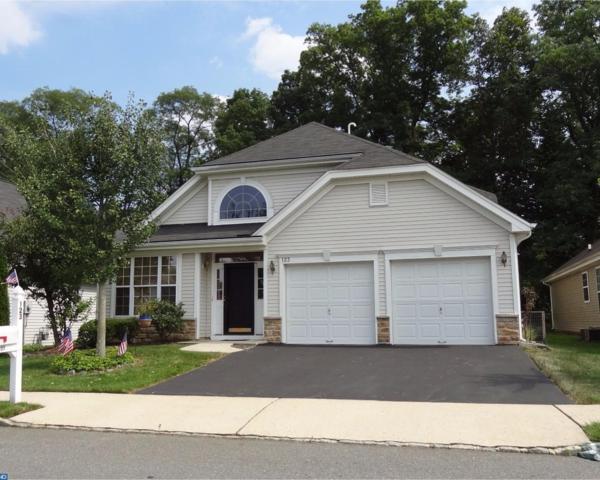 123 Honeyflower Drive, Bordentown, NJ 08620 (MLS #7064860) :: The Dekanski Home Selling Team