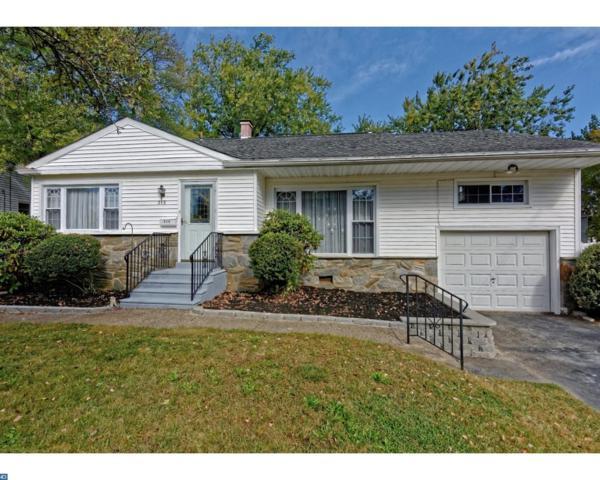 313 Nature Drive, Cherry Hill, NJ 08003 (MLS #7065317) :: The Dekanski Home Selling Team
