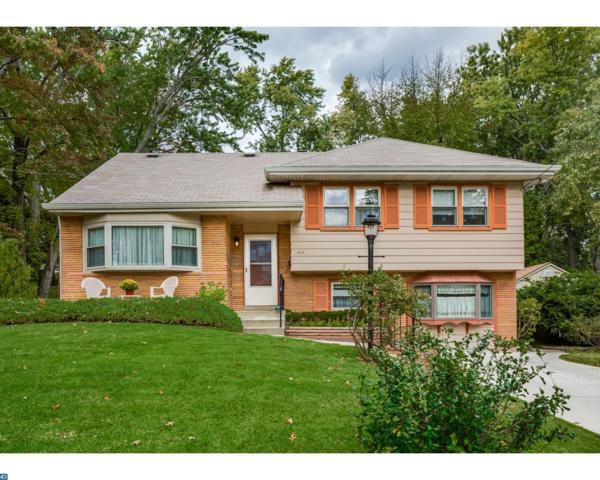 405 Chapel Ave E, Cherry Hill, NJ 08034 (MLS #7065559) :: The Dekanski Home Selling Team