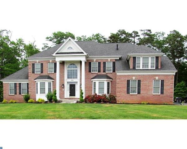682 Rachel Drive, Franklinville, NJ 08322 (MLS #7065832) :: The Dekanski Home Selling Team