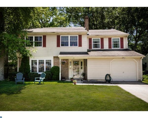 12 Kennerly Court, Evesham, NJ 08053 (MLS #7065870) :: The Dekanski Home Selling Team