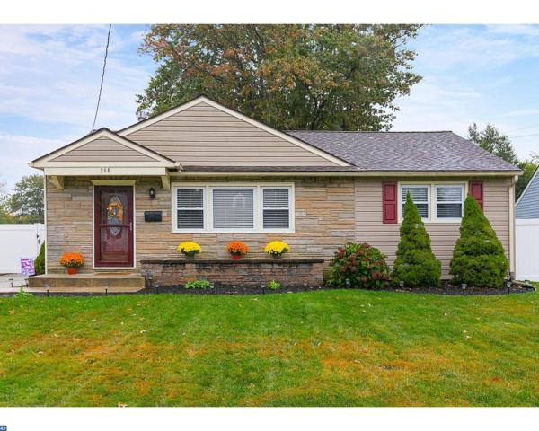 206 Russell Avenue, Barrington, NJ 08007 (MLS #7066510) :: The Dekanski Home Selling Team