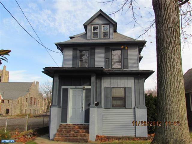 853 Haddon Avenue, Collingswood, NJ 08108 (MLS #7066854) :: The Dekanski Home Selling Team