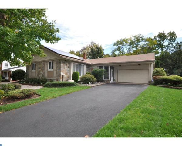 712 Foxcroft Drive, CINNAMINSON TWP, NJ 08077 (MLS #7067052) :: The Dekanski Home Selling Team