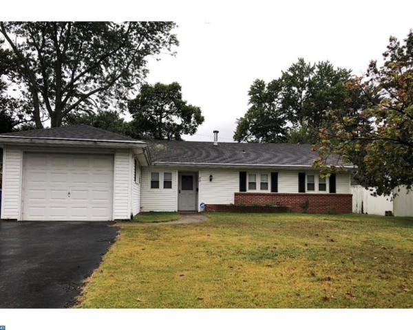 10 Sheffield Drive, Willingboro, NJ 08046 (MLS #7067927) :: The Dekanski Home Selling Team