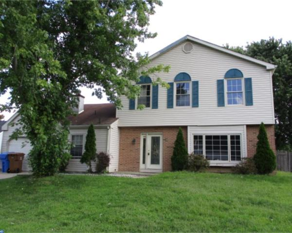 203 Burgundy Drive, Logan Township, NJ 08085 (MLS #7068462) :: The Dekanski Home Selling Team