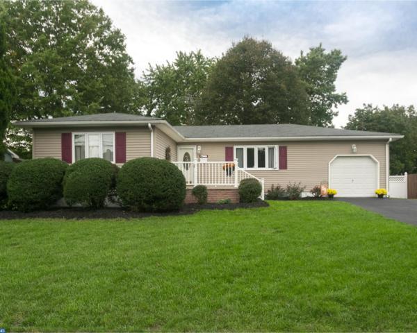 27 Misty Pine Lane, Hamilton Township, NJ 08690 (MLS #7068794) :: The Dekanski Home Selling Team