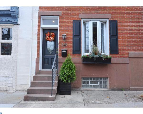845 N Stillman Street, Philadelphia, PA 19130 (#7068904) :: City Block Team