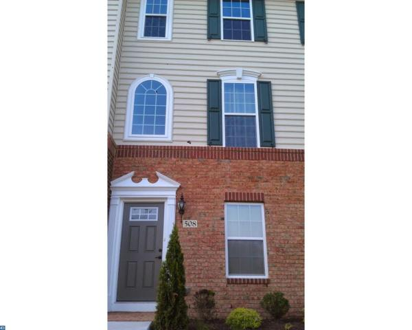 508 Raymond Drive #5, West Chester, PA 19380 (#7069744) :: RE/MAX Main Line