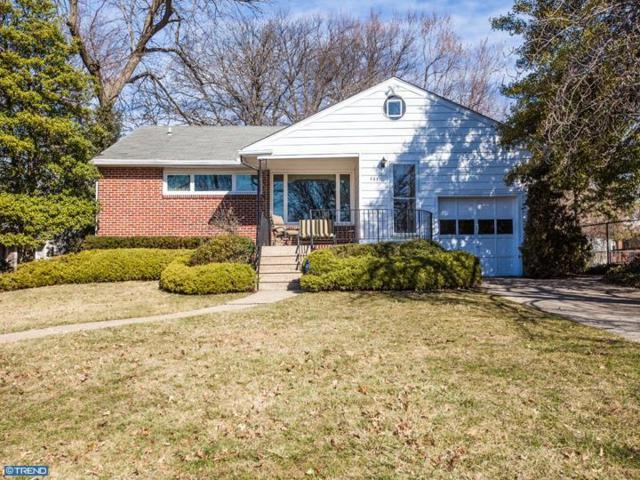 445 N Newton Lake Drive, Collingswood, NJ 08107 (#7069887) :: The Katie Horch Real Estate Group