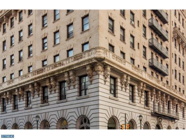 201 S 13TH Street #1105, Philadelphia, PA 19107 (#7070061) :: City Block Team