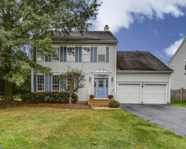 1 Wyckoff Drive, Pennington, NJ 08534 (MLS #7070070) :: The Dekanski Home Selling Team