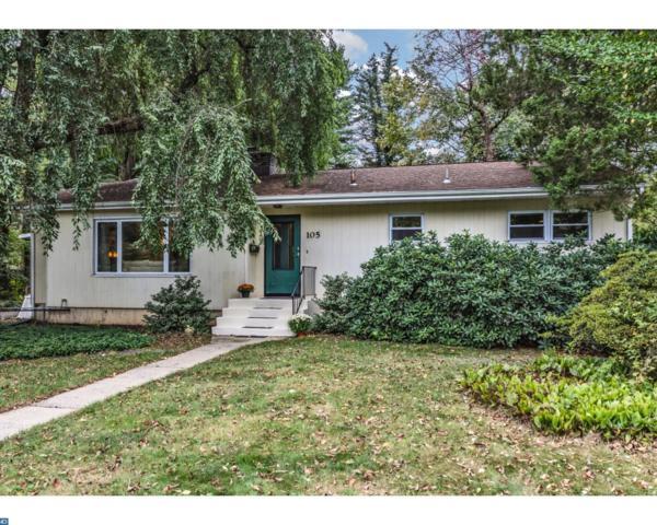 105 Longview Drive, Princeton, NJ 08540 (MLS #7070351) :: The Dekanski Home Selling Team