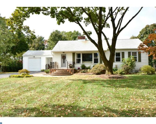 384 S Post Road, Princeton Junction, NJ 08550 (#7070690) :: The Katie Horch Real Estate Group